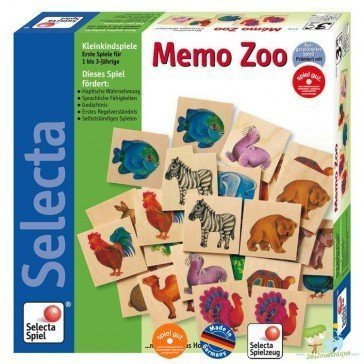 Mémo Zoo - Selecta