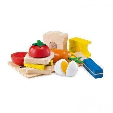 Pique Nique aliments à couper - Selecta
