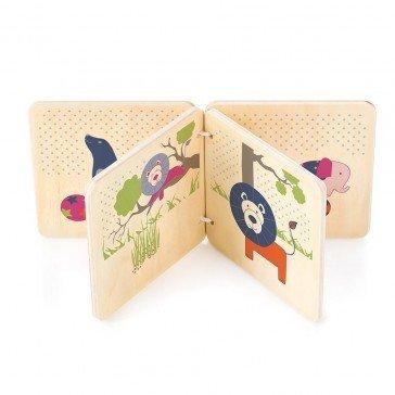 Album en bois Les Amis du Bonheur - Selecta