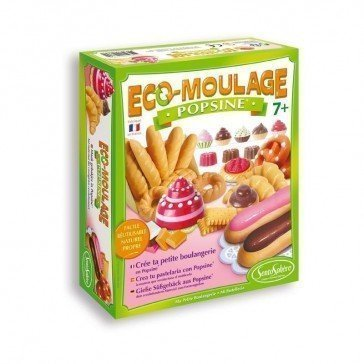 Eco-moulage Popsine Ma Petite Boulangerie - Sentosphère