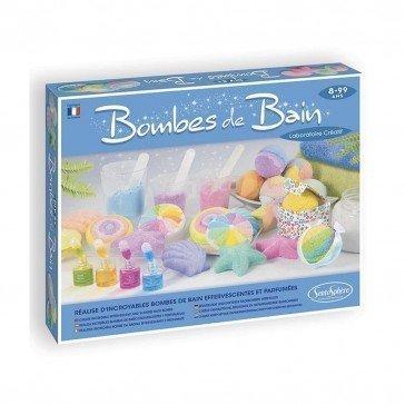 Kit créatif - Bombes de bain - Sentosphère