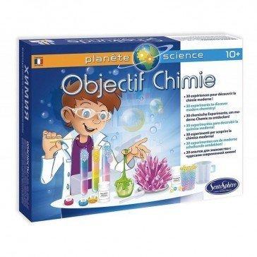 Kit Scientifique - Objectif Chimie - Sentosphère