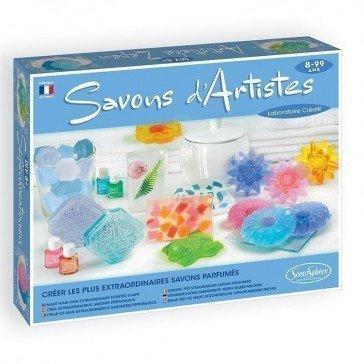 Kit cosmétique- Savons d'Artistes