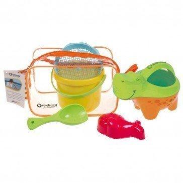 Set de plage Hippopotame - Spielstabil