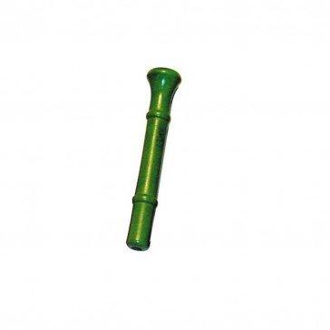 Sifflet trompette vert - Artisan du Jura