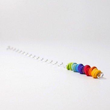 Spirale sonore et colorée - Grimm's