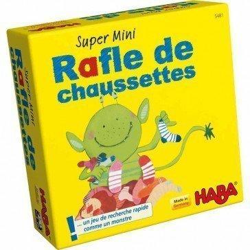 Super mini rafle de chaussettes - Haba