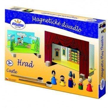 Théatre de marionnettes Le Château - Artisan Tchèque