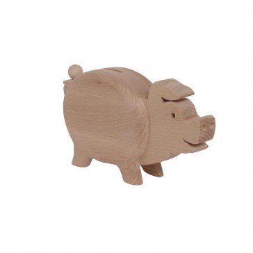 Tirelire Cochon - Artisan Tchèque
