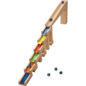 Toboggan à billes xylophone -Haba
