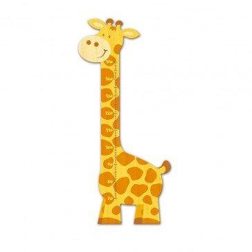 Toise en bois Girafe - Fabricant Suisse