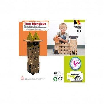 Tour Montjoye 13 pcs - Ardennes Toys