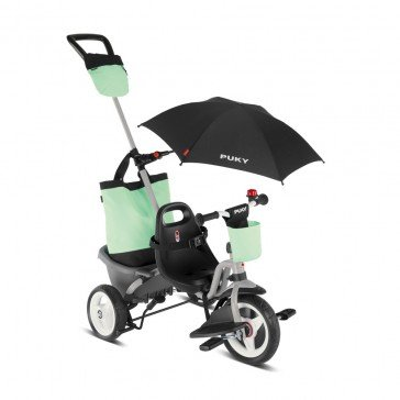 Tricycle Puky Ceety confort - gris