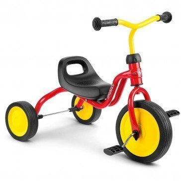 Tricycle Puky rouge - Puky
