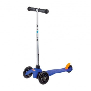 Trottinette Mini Micro Sporty bleue - Micro Mobility