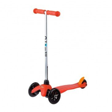 Trottinette Mini Micro Sporty rouge  - Micro Mobility