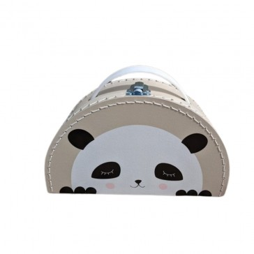 Petite valise Panda - Artisan Tchèque