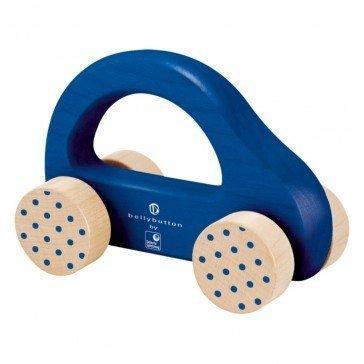 Petite voiture poignée bleue - Selecta