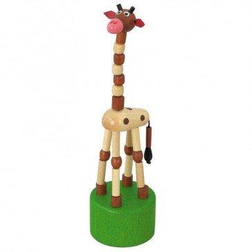 Wakouva en bois Girafe - Artisan Tchèque