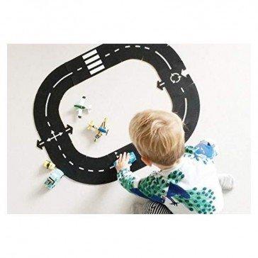 Circuit de voitures périphérique 12 pcs - WayToPlay