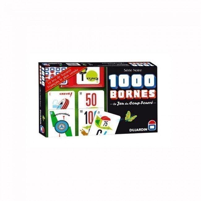 Mille bornes version luxe jeux dujardin for Dujardin 1000 bornes