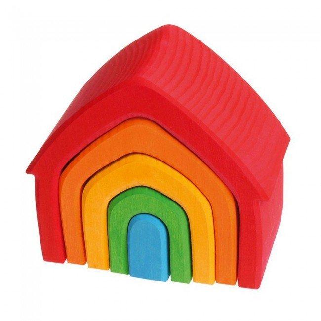 maison arc en ciel color de grimm 39 s grimm 39 s. Black Bedroom Furniture Sets. Home Design Ideas
