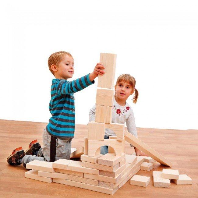 Maxi blocs de construction fabricant allemand for Bloc construction bois