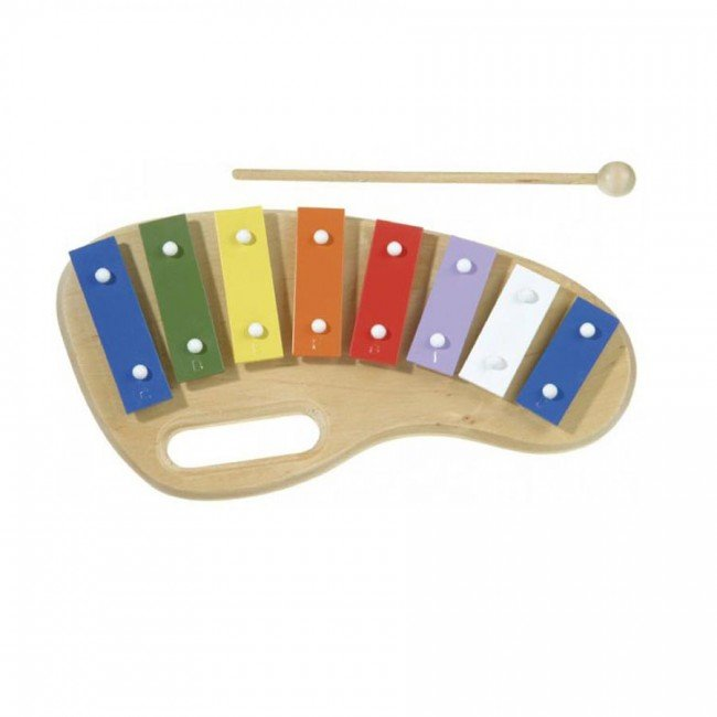 xylophone en bois grand mod le new classic toys. Black Bedroom Furniture Sets. Home Design Ideas