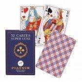 Jeu de 32 cartes à jouer - Super Luxe