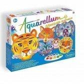 Aquarellum Masques Animaux