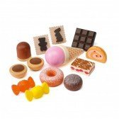 Assortiment de sucreries - Fabricant Allemand