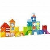 Blocs de construction Chat Souris et Compagnie