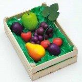 Grande cagette de fruits en bois