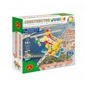 Jeu de construction Junior  - Hélicoptère 68 pièces - Alexander Toys