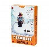 Jeu de 7 familles Tradition