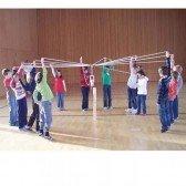 Tour de Fröbel - Jeu de coopération géant - 12 joueurs