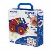 Jeu de construction Mecaniko 74 pcs