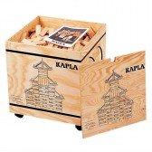 Pack 1000 planchettes en bois Kapla