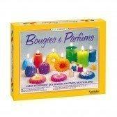 Kit de créations de bougies parfumées