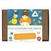 Kit de fabrication de mangeoire pour oiseaux