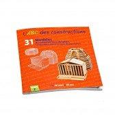 Livre ABC constructions avec des planchettes - tome 2