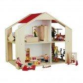 Maison de poupées contemporaine
