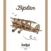 Maquette avion biplan à construire
