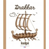 Maquette Drakkar à construire