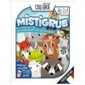 Jeu de cartes Mistigrue et loisir créatif - COQ6GRUE