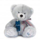 L'Ours français - Gris perle 35 cm