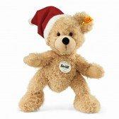 Ours Noël Teddy Fynn beige 24 cm