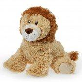 Doudou bouillotte bébé Lion