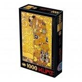 Puzzle 1000 pièces  Klimt - L'accomplissement