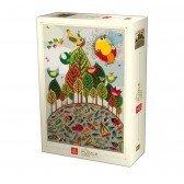 Puzzle 1000 pièces - Nature